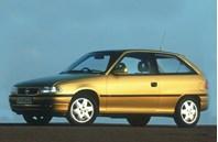 Opel Astra F CLASSIC