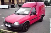 Opel Combo A