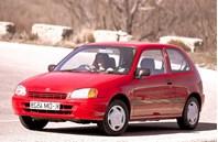 Toyota Starlet IV