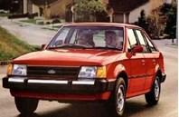 Ford Escort III