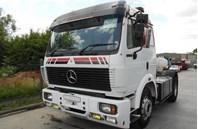 Mercedes Truck SK