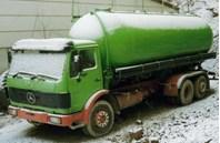 Mercedes Truck NG