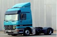 Mercedes Truck Actros