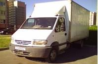 Renault Trucks Mascott