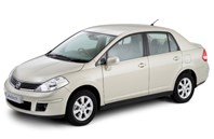 Nissan Tiida PRC ASIA