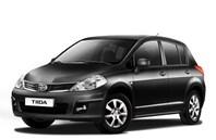 Nissan Tiida NMEX ASIA