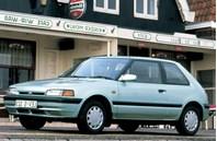 Mazda 323 C IV