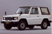 Mitsubishi Pajero I